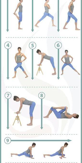 Causas del dolor de cadera en las mujeres.