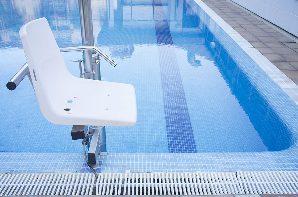 Todas las piscinas tienen que ser accesibles